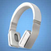 Create a Headset Icon in Photoshop