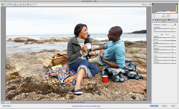 Image 1 Tăng hiệu ứng màu sắc cho bức ảnh trong photoshop