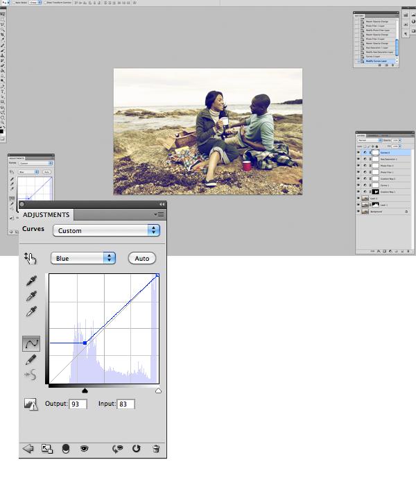 Image 12 Tăng hiệu ứng màu sắc cho bức ảnh trong photoshop