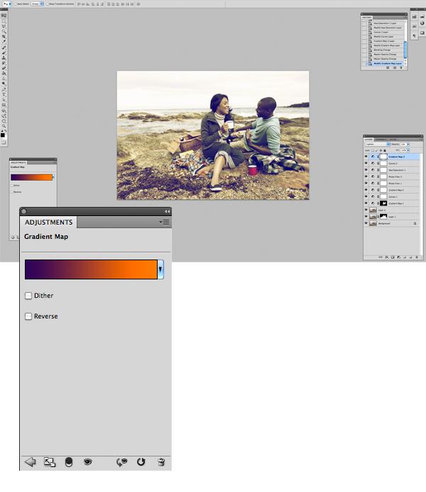 Image 13 Tăng hiệu ứng màu sắc cho bức ảnh trong photoshop
