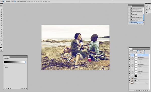 Image 15 Tăng hiệu ứng màu sắc cho bức ảnh trong photoshop