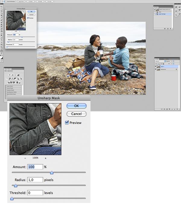 Image 2 Tăng hiệu ứng màu sắc cho bức ảnh trong photoshop