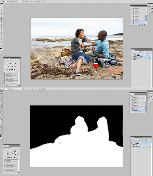 Image 3 Tăng hiệu ứng màu sắc cho bức ảnh trong photoshop