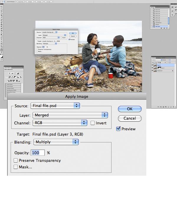 Image 4 Tăng hiệu ứng màu sắc cho bức ảnh trong photoshop