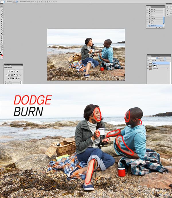 Image 5 Tăng hiệu ứng màu sắc cho bức ảnh trong photoshop
