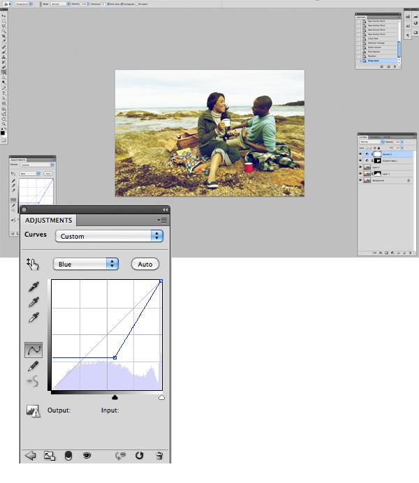 Image 7 Tăng hiệu ứng màu sắc cho bức ảnh trong photoshop