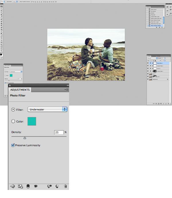 Image 9 Tăng hiệu ứng màu sắc cho bức ảnh trong photoshop