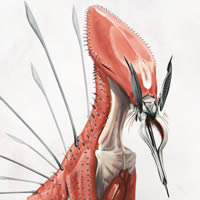 Create Biologically Viable Alien Concept Art in Photoshop
