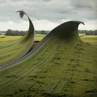 "Erik Johansson's Behind the Scenes Look at ""Cut & Fold"""