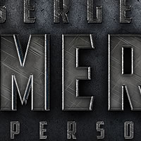 "Quick Tip: Create a Cinematic ""Sergeant America"" Text Effect in Photoshop"