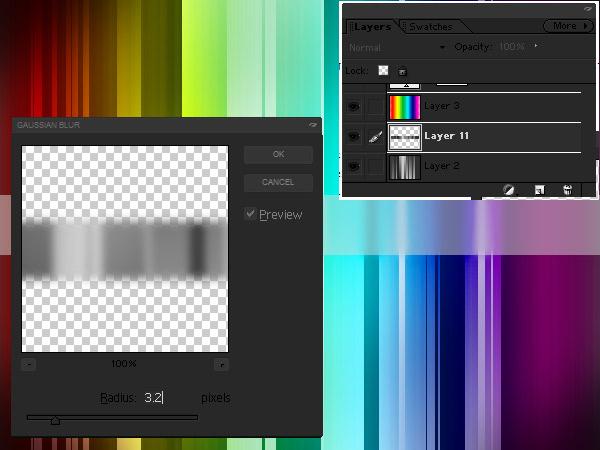 9 Mẹo Nhanh: Tạo Background Nhiều Màu