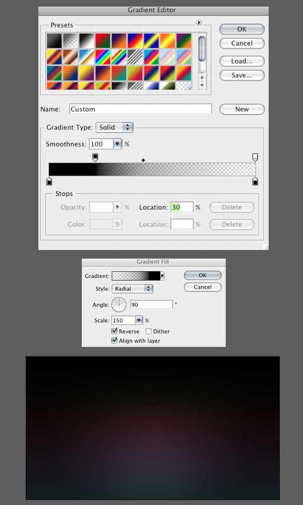 step 03 - Create a Layered Glowing Text Effect