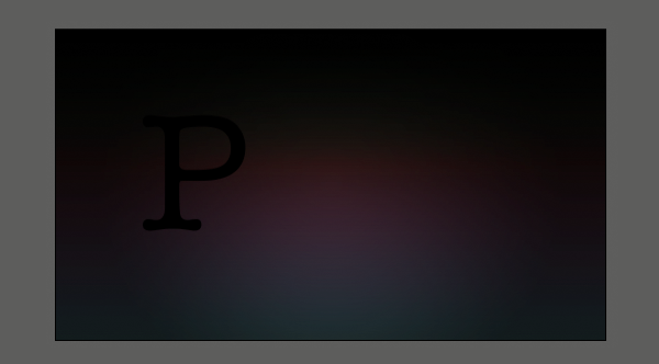 step 04 - Create a Layered Glowing Text Effect
