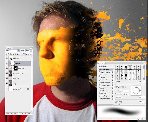 Học Screen%20Shot%2011 Tạo Hiệu Ứng Vết Sơn trên Khuôn Mặt trong Photoshop