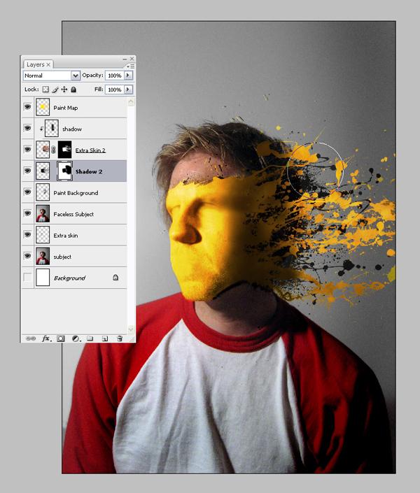 Học Screen%20Shot%2018 Tạo Hiệu Ứng Vết Sơn trên Khuôn Mặt trong Photoshop