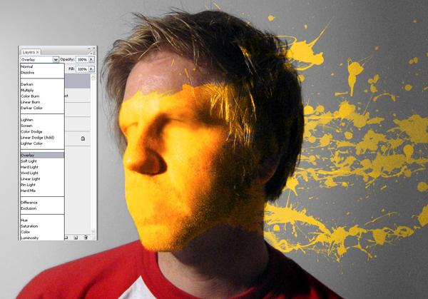 Học Screen%20Shot%204 Tạo Hiệu Ứng Vết Sơn trên Khuôn Mặt trong Photoshop