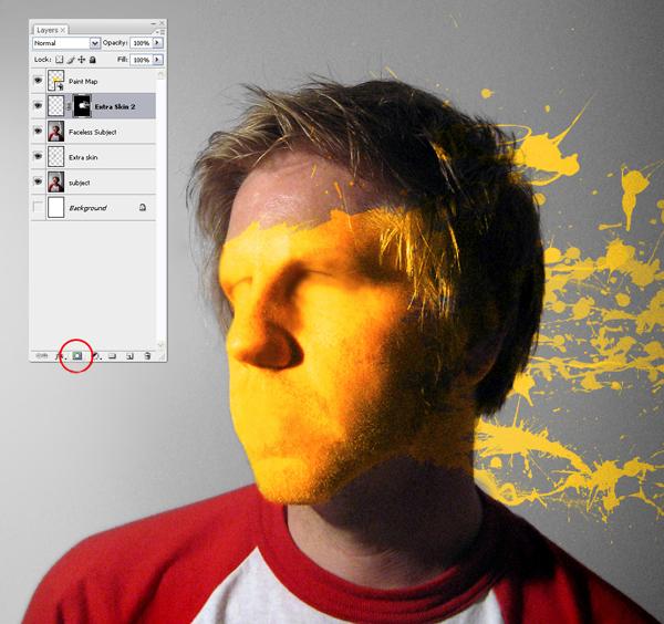 Học Screen%20Shot%206 Tạo Hiệu Ứng Vết Sơn trên Khuôn Mặt trong Photoshop