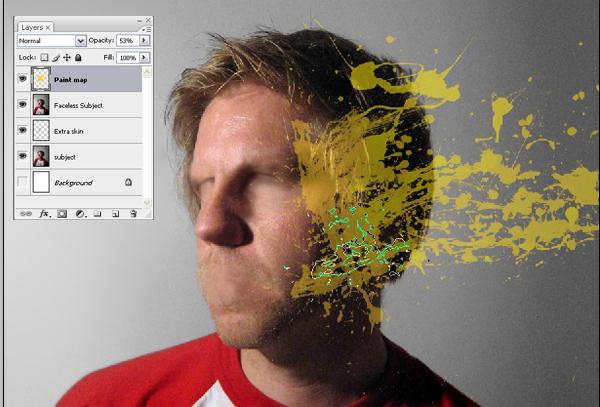 Học Screen%20Shot%20a3 Tạo Hiệu Ứng Vết Sơn trên Khuôn Mặt trong Photoshop