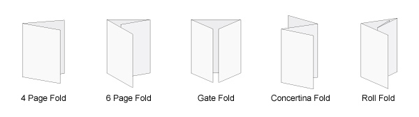 Fold formats