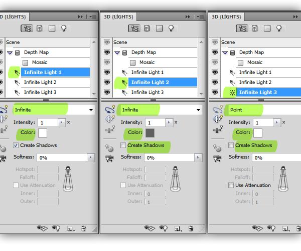 11 Hướng Dẫn Tạo Text Block 3D trong Photoshop