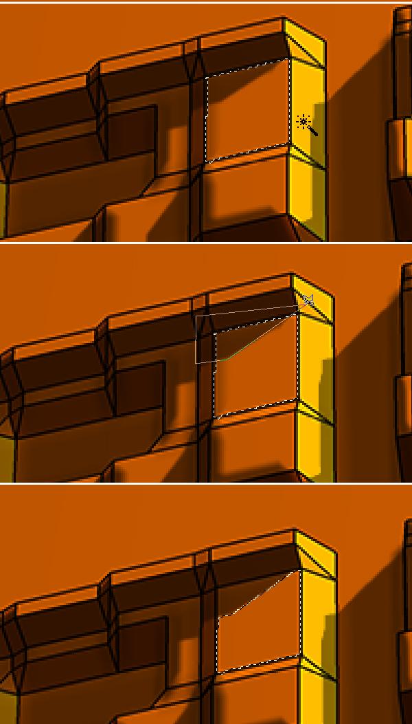 23 Hướng Dẫn Tạo Text Block 3D trong Photoshop