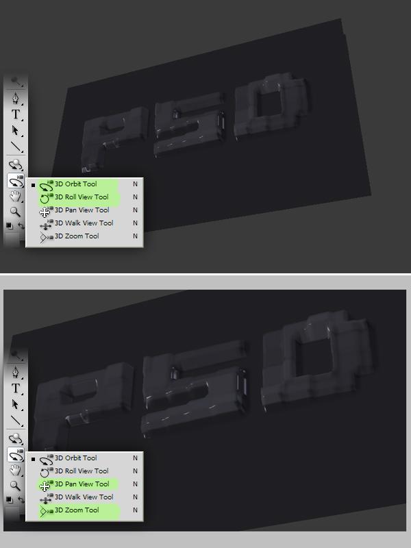 5 Hướng Dẫn Tạo Text Block 3D trong Photoshop