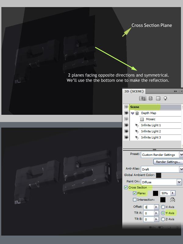 7 Hướng Dẫn Tạo Text Block 3D trong Photoshop