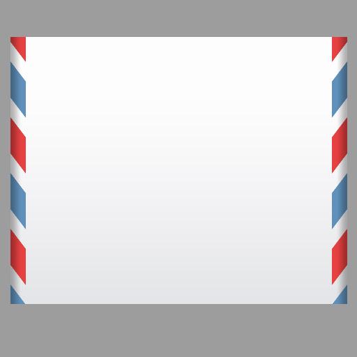 信封ppt模板