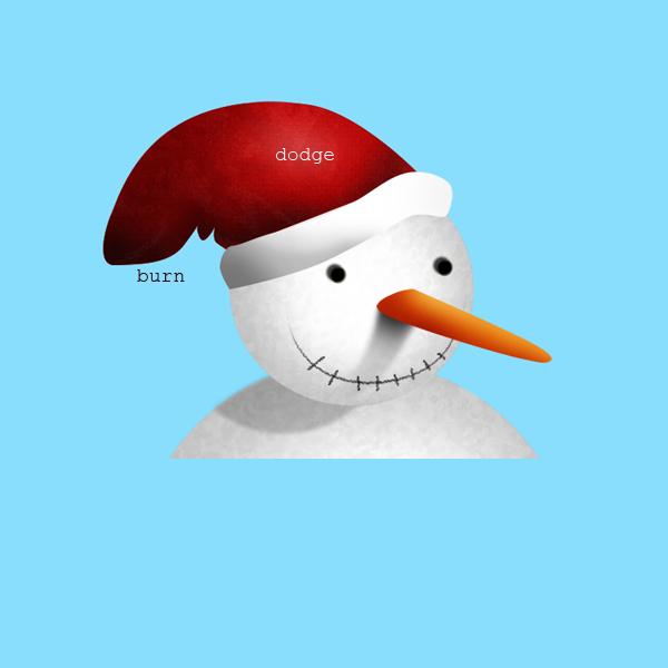 12 Tạo Người Tuyết và Bông Tuyết Lấp Lánh trong Photoshop