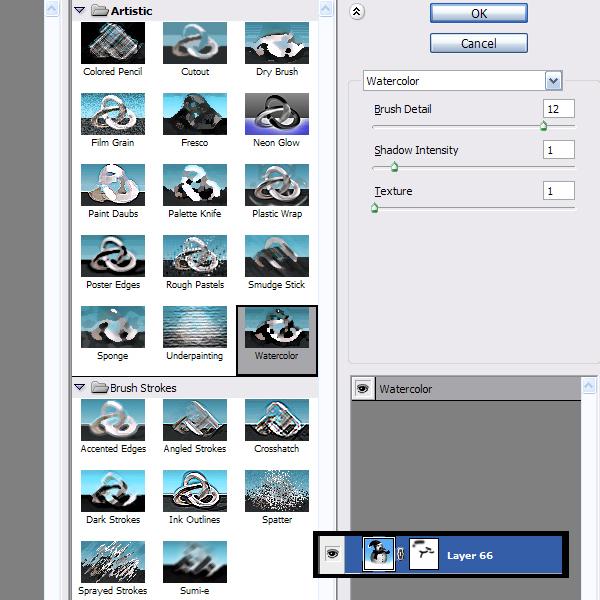17a Tạo Người Tuyết và Bông Tuyết Lấp Lánh trong Photoshop