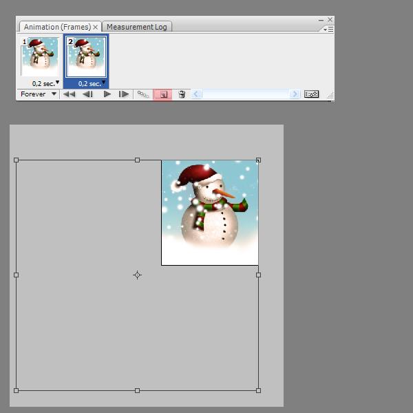 22 Tạo Người Tuyết và Bông Tuyết Lấp Lánh trong Photoshop