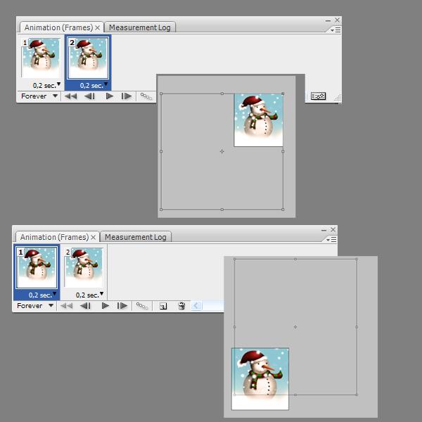 23 Tạo Người Tuyết và Bông Tuyết Lấp Lánh trong Photoshop