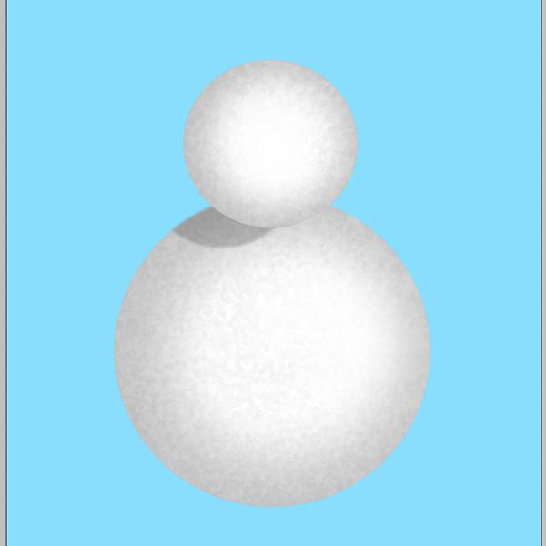 5a Tạo Người Tuyết và Bông Tuyết Lấp Lánh trong Photoshop