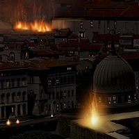 Matte Painting 101: Lighting Fires