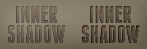 Understanding Inner Shadows in Photoshop
