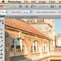 Your First Rendezvous With Photoshop &#8211; Basix