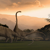 Create a Herd of Grazing Dinosaurs in Photoshop &#8211; Psd Premium Tutorial