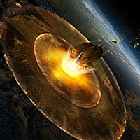 Create a Planetary Asteroid Impact &#8211; Psd Premium Tutorial
