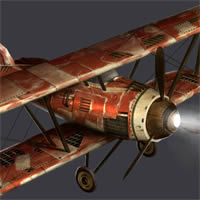 Create a Post-Apocalyptic Biplane From a 3D Reference – Tuts+ Premium Tutorial