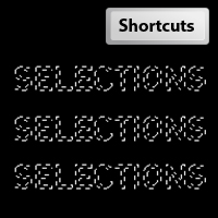 How to Work With Selections More Efficiently