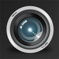 Create a Camera Lens Icon in Photoshop – Screencast