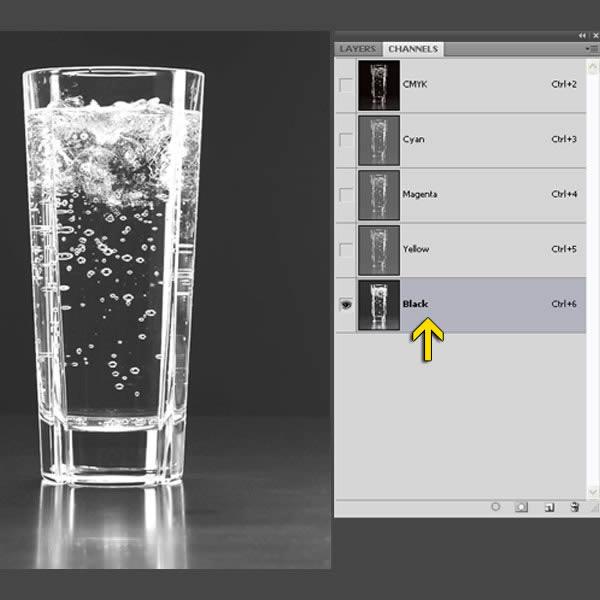 Học 5 Tạo Mask cho Các Yếu Tố Trong Suốt trong Photoshop