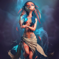 The Stunning 3D Character Art of Carlos Ortega Elizalde