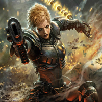 The Intense and Action-Packed Artwork of Marek Okon