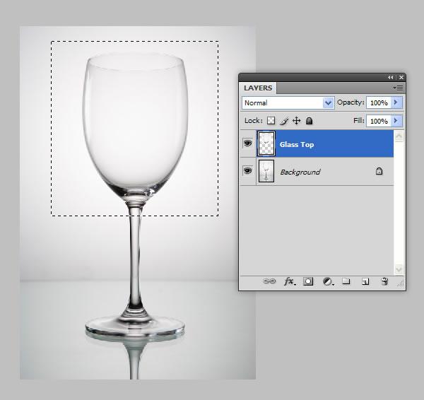 elephant 01 Tạo Một Ly Kem Hình Chú Voi trong Photoshop
