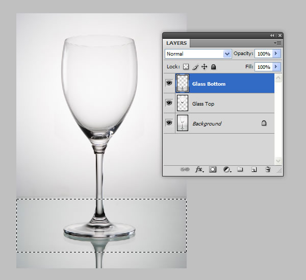 elephant 04 Tạo Một Ly Kem Hình Chú Voi trong Photoshop