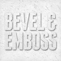The Comprehensive Guide to Bevel and Emboss