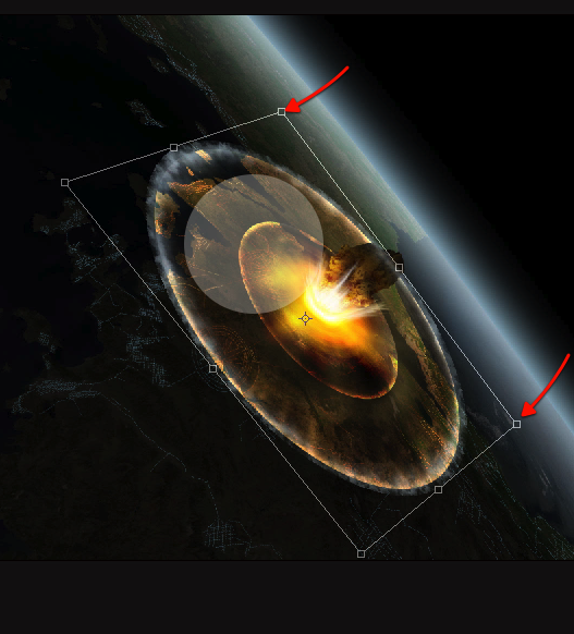 making an asteroid impact - photo #1