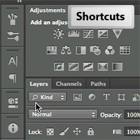 Knowing Photoshop's Interface